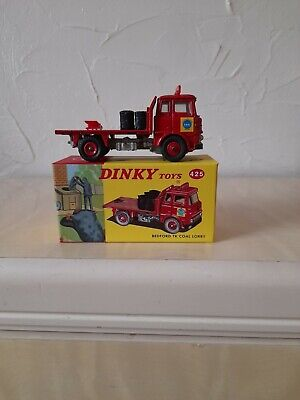Dinky Toy No 425 Bedford Tk Hall And Co Coal Lorry( Not Atlas) • 6.70£