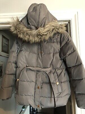 Zara Girls Down Padded Coat Size 13-14 • 20£