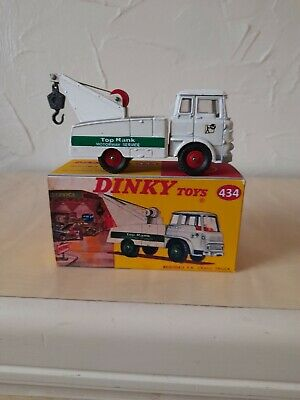 Dinky Toy No 434 Bedford Crash Truck Top Rank Nr Mint (not Atlas) • 6.20£