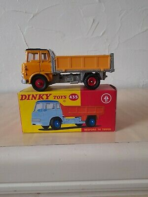 Dinky Toy No 435 Bedford Tk Tipper  In  Very Good  Condition (not Atlas!) • 20£