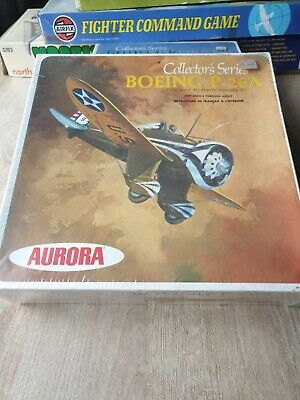 Aurora Collector's Series Boeing P-26A Scale 1:48 • 5£