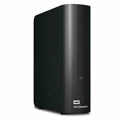 AU404.95 • Buy Western Digital WD 14TB Elements Desktop External Hard Drive USB 3.0 Brand New