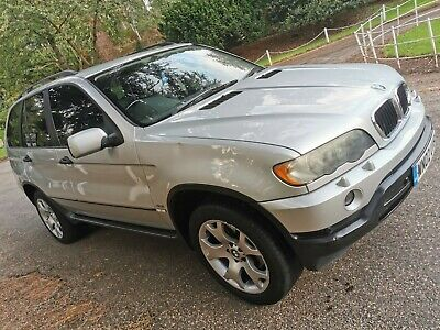 BMW X5 FULL MOT Low Miles Px Swap • 1,750£