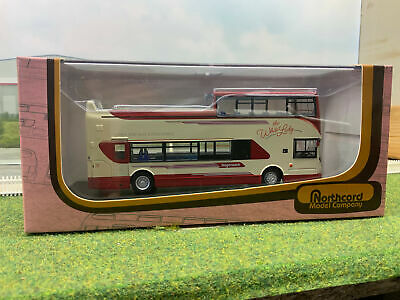£50 • Buy 1:76 CMNL Northcord Ukbus1502 The White Lady Stagecoach Bus