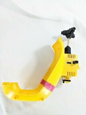 $ CDN64.03 • Buy Vintage GI Joe Adventure Team Yellow Helicopter Parts Main Body Bent Shaft