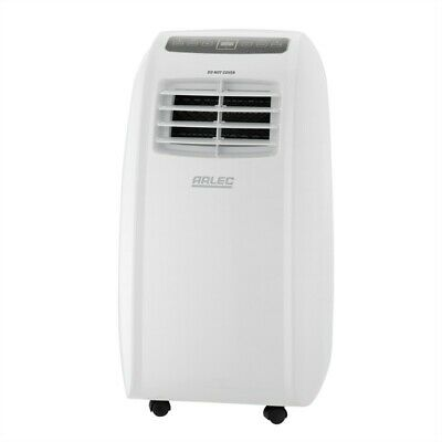 AU149.99 • Buy Arlec 7000BTU Portable Air Conditioner With Timer And Remote