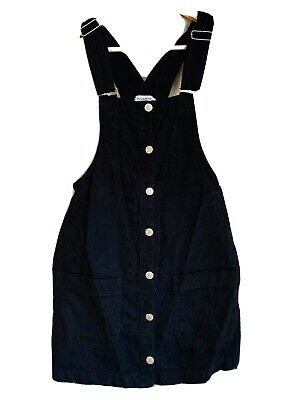 AU15 • Buy Pull And Bear Pinafore Dress S