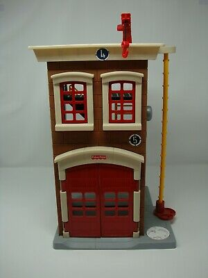 Imaginext Fire Station Fisher Price • 12.99£