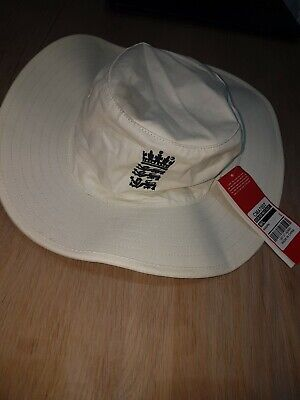 New Balance England Test Sun Hat Size M/L 56cm With Tags  • 4.50£