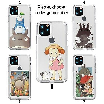 Case My Neighbor Totoro For IPhone 12 11 Pro Max XR SE X XS 8 7 Silicone SN • 9.31£