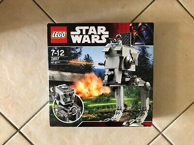 AU91 • Buy Lego Star Wars 7657 At-st