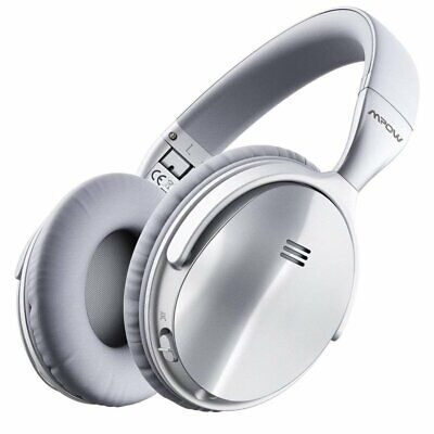 MPOW Bluetooth Wireless Over-Ear Bluetooth Headphones Noise Cancelling Foldable • 41.89£