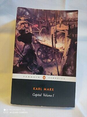 Penguin Classics Capital Volume 1by Karl Marx (Paperback, 1990) • 16.99£