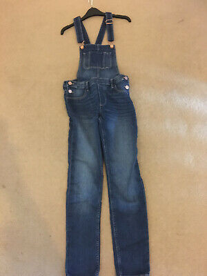 Girls H+M Dungarees Age 10-11 Years  • 2£