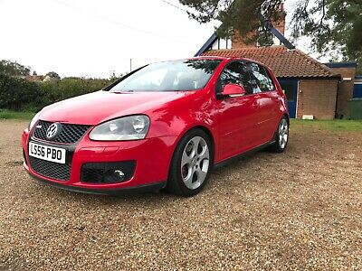 2006 MK5 Golf GTI DSG + LOW MILES + FSH PX? • 3,795£