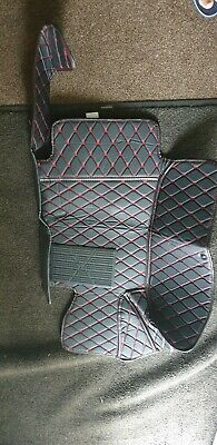 BMW 1 Series Deluxe Footmats And Car Seat Covers • 100£