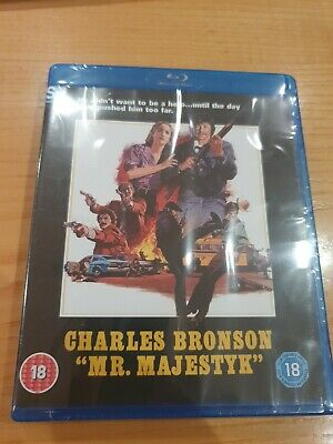 Charles Bronson Mr Majestyk (Blu Ray) - Brand New & Sealed  • 13.99£