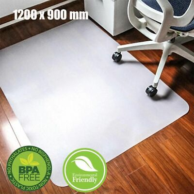 AU32 • Buy New 1200*900 Carpet Timber Tile Floor Chair Mat Office Work Chairmat Protector