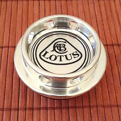 $ CDN35.84 • Buy SILVER Aluminum Oil Cap For Lotus Elise Exige Evora W/ 2GR-FE, 2ZZ-GE Engine