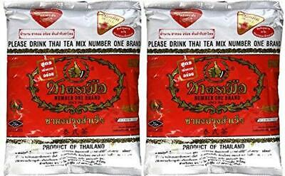 $17.19 • Buy The Original Thai Iced Tea Mix (TWO Bags) ~ Number One Brand Imported From