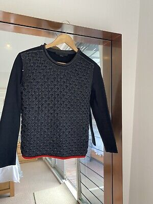 AU50 • Buy Alexander Wang Cable Knit Sweater M