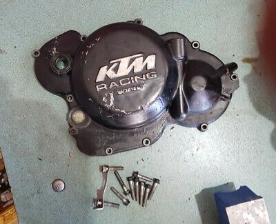 $138.03 • Buy 2001 KTM 520 EXC Right Outer Clutch Case Crankcase 250 SX 450 400 525 125 200