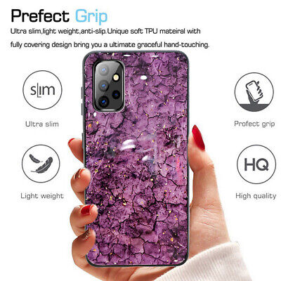 AU14.60 • Buy For OPPO AX7/A57/A9 2020/A91/A52 Case Cover Luxury Bling Marble Soft Shockproof