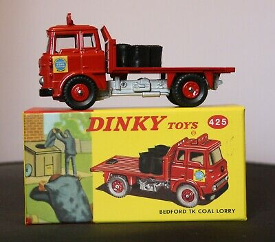 Dinky Toys, Editions Atlas Group, 425 Bedford TK Coal Lorry • 5£