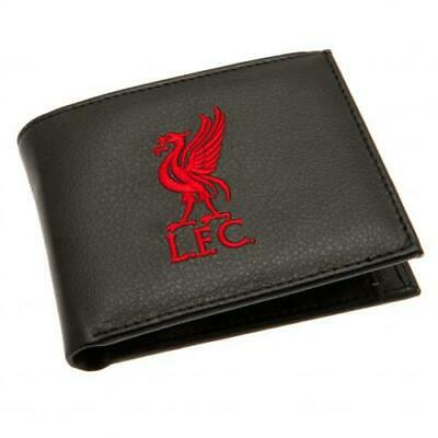 Liverpool Fc Embroidered Artificial Leather Wallet-official Football Gift, Xmas • 13.99£