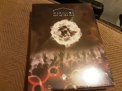 £36.49 • Buy Marillion  - Out Of The Box   3-DVD Set (Racket, 2016) NEW And SEALED
