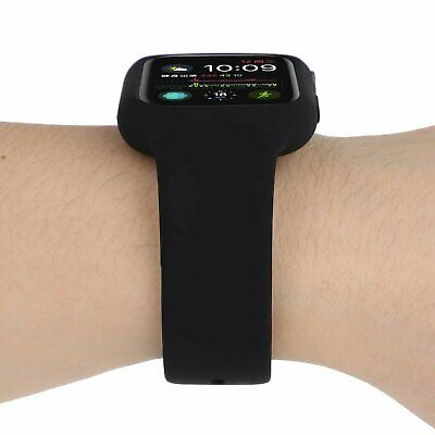 $ CDN10.51 • Buy Sport Silicone Watch Band Strap For Apple IWatch Se/6/5/4/3/2 40/44MM