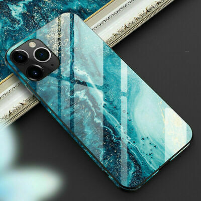 AU11.98 • Buy Tempered Glass Phone Case For IPhone 12 11 Pro Max/Xs/Xr 8 7 Plus Cover TPU Hard