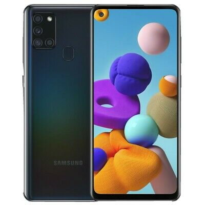 AU102.50 • Buy Samsung Galaxy A21s Prepaid Optus Phone, Locked. Brand New RELISTED
