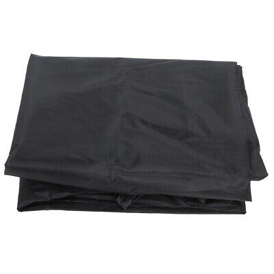 AU41.59 • Buy Tractor Bag Black Leaves Collection Bag Waterproof Oxford Cloth For Garden Home