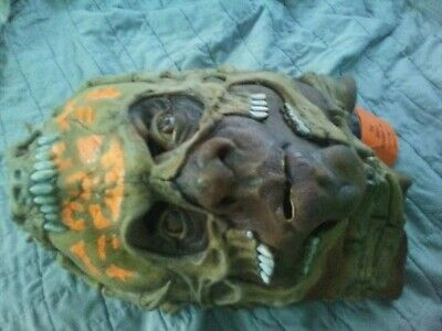 $ CDN120.29 • Buy Vintage 1990s The Great Coverup Don Post Witch Doctor Latex Halloween Mask...