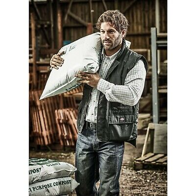 Dickies® Professional Combat Body Warmer - (BW11025) - Lined Work Gilet - S-2XL • 45£