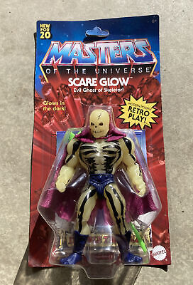 $44.95 • Buy Masters Of The Universe Origins Scare Glow 2020 MOTU NEW *SHIPS TODAY*