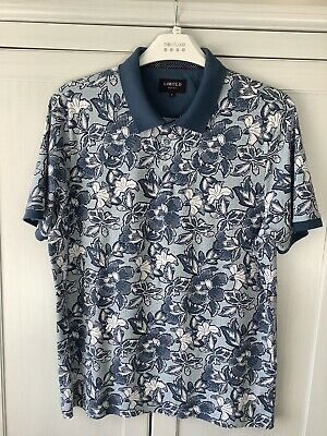 Marks And Spencer Autograph Polo Shirt Size Large • 6.99£