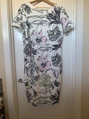 AU25 • Buy Asos Curve Size 18 Floral Dress New