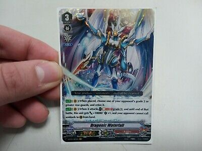 £9.99 • Buy Cardfight Vanguard - Dragonic Waterfall Trading Card - Excellent Condition