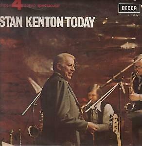 STAN KENTON AND HIS ORCHESTRA Today DOUBLE LP VINYL UK Decca 1972 17 Track Phase • 4.53£