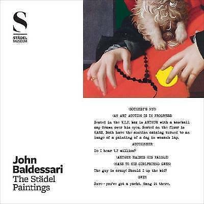 John Baldessari: The Stadel Paintings By Martin Engler (English) Hardcover Book  • 15.80£