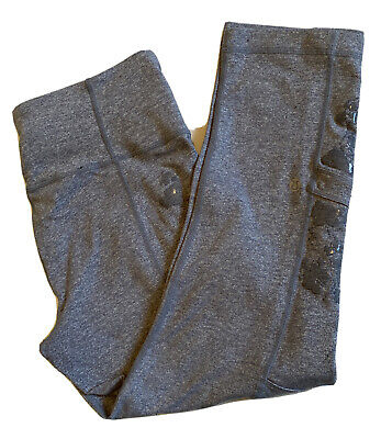 $ CDN50.62 • Buy Lululemon Leggings Wunder Under Cropped Size 10