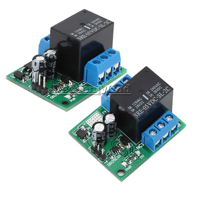 AU6.29 • Buy DC 5V/6V-24V Double Pole Double Throw DPDT Self-locking Bistable Relay Module