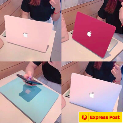 AU25.99 • Buy 3-IN-1 SET MacBook Air 13 Inch Case Keyboard Cover +Screen Protector Pro 13 Inch