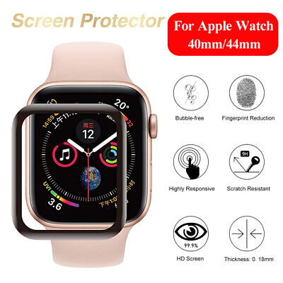 $ CDN2.47 • Buy 44mm Soft Glass Screen Protector Flexible Film For Apple Watch Series 6 5 4 SE