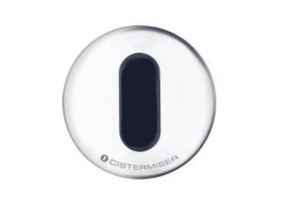 Cistermiser DFD Direct Flush Discreet Infrared Urinal Flush Valve • 125£
