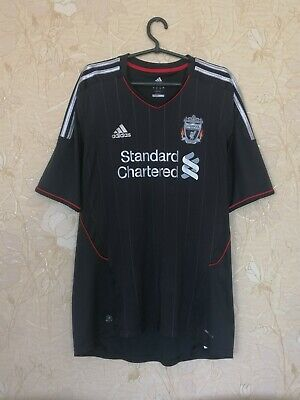 Liverpool 2011 - 2012 Away Football Shirt Jersey Adidas Size M • 35.47£