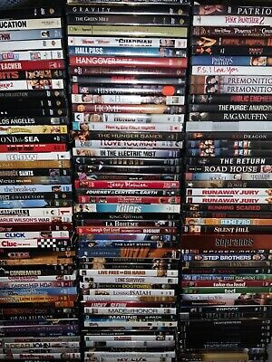 No Reserve DVDs & Blu-ray Movies | Video Entertainment List Various Adult & Kids • 3.61£