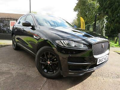 2017 Jaguar F-Pace 2.0d [163] Prestige 5dr Estate Diesel Manual • 24,000£
